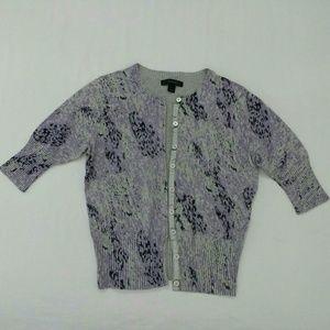Express Short Sleeve Cardigan